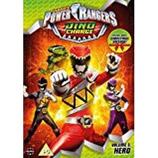 Power Rangers Dino Charge: Hero (Volume 5) Episodes 18-22 (Incl. Christmas Special) [DVD]